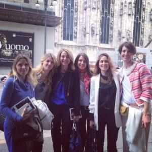 workshop personal shopper at IED Milan