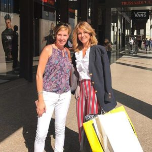 personal shopper and style consultant Milan