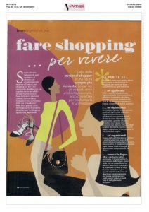 Personal Shopper - Vivere Sani & Belli
