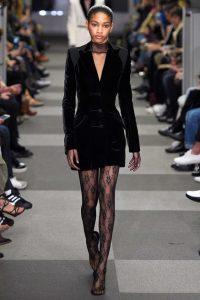 Personal Shopper Milano velvet trend